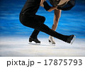 フィギュアスケートのシューズ 17875793