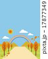 秋の背景・バックグラウンド 17877349
