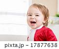 子供 女の子 サンタの写真 17877638