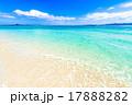 沖縄 ビーチ 海岸の写真 17888282