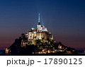 (フランス)モンサンミッシェルの夜景 17890125