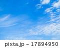 空 雲 高積雲の写真 17894950