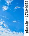 空 雲 高積雲の写真 17894952