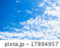 空 雲 高積雲の写真 17894957