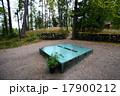 「アイノラ荘」にあるシベリウスのお墓 17900212
