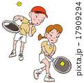 テニス 17909294
