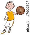バスケットボールイラスト2 17909297
