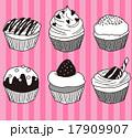 カップケーキ 17909907