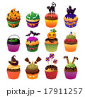 Happy Halloween cupcake set Scary sweets to 17911257