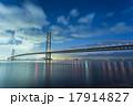 明石海峡大橋の星空 17914827