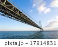 明石海峡大橋(淡路側より) 17914831