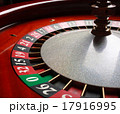 Old Roulette wheel. casino series. 17916995