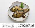 ゼンメ(ヒイラギ)の煮つけ 17920716