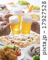 夏のビール 17927528
