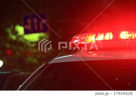 犯罪・事件(パトライト)のイメージ画像 17934826