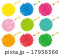 crayon collection Vector 17936366