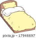 ベッド 17946697