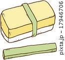 お弁当箱と箸箱 17946706