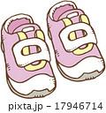 子供用のシューズ 17946714