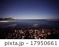リゾートビーチの星空 17950661