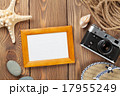 Travel and vacation photo frame and items 17955249
