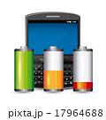 バッテリー 電池 充電器のイラスト 17964688