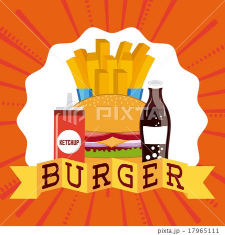 fast food 17965111