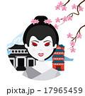 日本 ジャパニーズ 日本人のイラスト 17965459