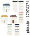 集合住宅 アパート 住宅のイラスト 17978374