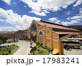 ラパスのバスターミナル 17983241