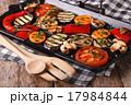 grilled vegetables 17984844