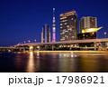 東京スカイツリー・桜ライトアップ 17986921