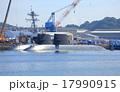 海上自衛隊潜水艦 17990915