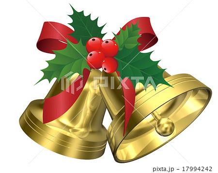 クリスマスベルのイラスト素材 [17994242] - PIXTA