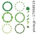 野菜フレーム(丸・ブロッコリー、大根、枝豆、ゴーヤ、白菜、ホウレンソウ) 17998619
