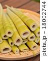 四方竹 筍 たけのこの写真 18002744