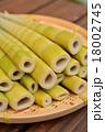 四方竹 筍 たけのこの写真 18002745