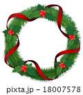 クリスマスリース 18007578