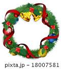 クリスマスリース 18007581