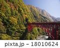 黒部峡谷鉄道 トロッコ列車 18010624