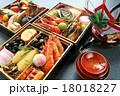 おせち料理とお屠蘇 18018227