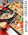日本の正月料理 18018234