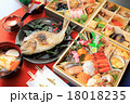 日本の正月料理 18018235