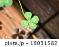 四つ葉のクローバー2 18031582