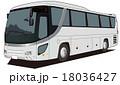 大型バス 18036427
