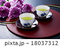 お茶 煎茶 緑茶の写真 18037312