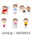 子供の怪我 18038914