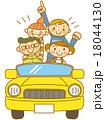 家族でドライブ 18044130
