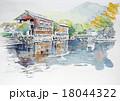 近江八幡のスケッチ 18044322