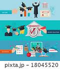 Higher Education Banner Set 18045520